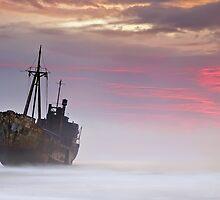The Dark Traveler by MaryKay