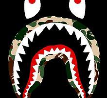 Shark by bradjordan412