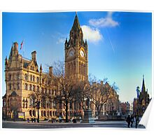 Manchester Townhall Poster