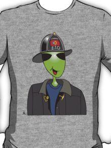 alien fireman T-Shirt
