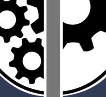 The Brotherhood of Steel Sticker