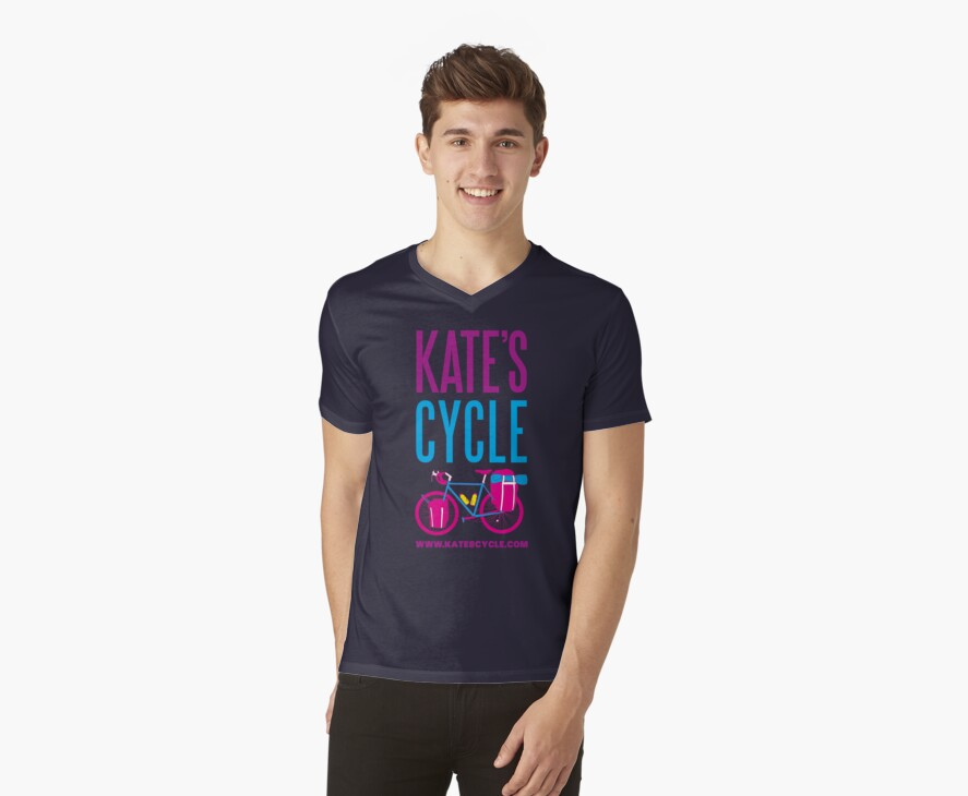 Support Kate's Cycle - join the movement! by Dan Treasure