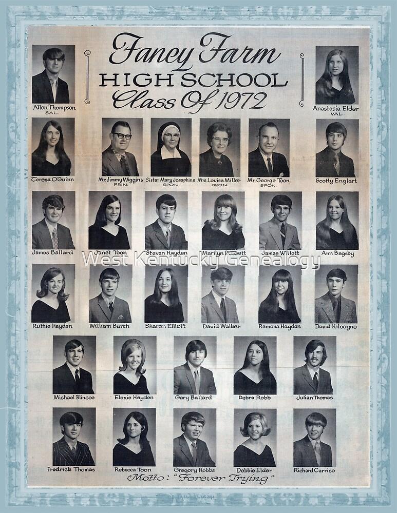 fancy high school