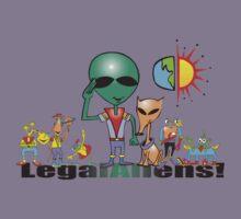alien crew Kids Clothes