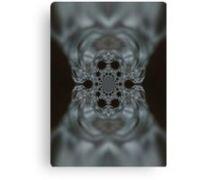 The Hitchcock Fractal Canvas Print