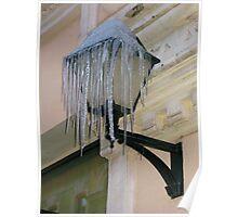 Icy Lantern Poster