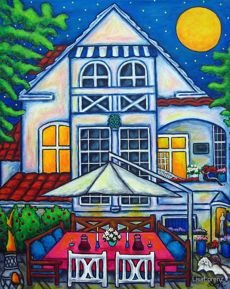 The Little Festive Danish House by LisaLorenz