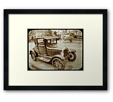 Boardwalk Empire Framed Print