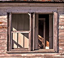 This Old Window by Nick Conde-Dudding