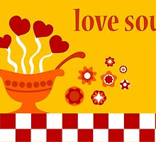 Love Soup by Sonia Pascual