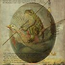 Goose and Frog's Easter Journey by Sarah Vernon