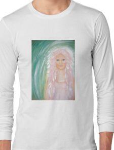 Angel Maryana Long Sleeve T-Shirt