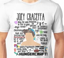 Joey Collage hat Unisex T-Shirt