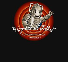 Upgrade All Folks Unisex T-Shirt