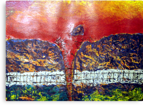 Disruption & Erosion by Enoeda