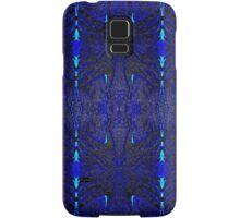 Blue Erotic Psychedelia Samsung Galaxy Case/Skin