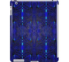 Blue Erotic Psychedelia iPad Case/Skin