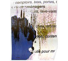 en francais Poster