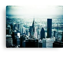 NYC - Chrysler Building Canvas Print