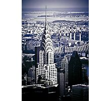 NYC - Chrysler Building Photographic Print