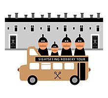 Sightseeing Robbery Tour Photographic Print