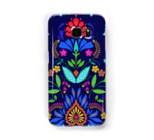 folk pattern - mexican vacation.  Samsung Galaxy Case/Skin