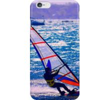 With A Quickness iPhone Case/Skin