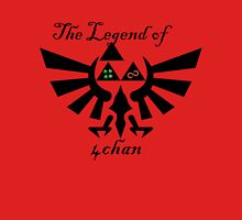 Legend of 4chan/8chan  Unisex T-Shirt
