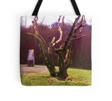 Contorted Limbs Tote Bag
