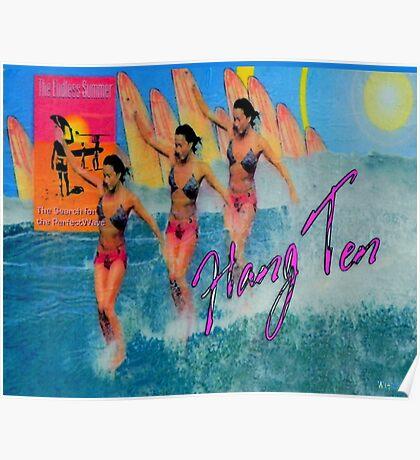 surf art Poster