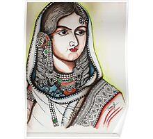 Bhadur Shahs's queen Poster