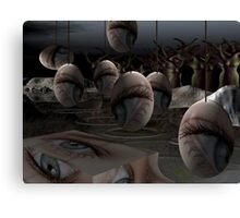Hatching visions  Canvas Print