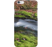 River Neath Flowing down the Valley  iPhone Case/Skin