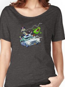 The Real Ghostbusters Women's Relaxed Fit T-Shirt