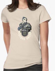 PANZER COMMANDER - sPzAbt 501 Womens Fitted T-Shirt