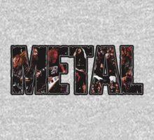 I love metal music by erinttt