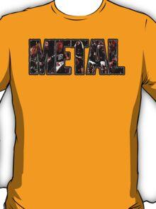 I love metal music T-Shirt