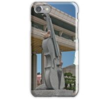 Unstringed In Stone iPhone Case/Skin
