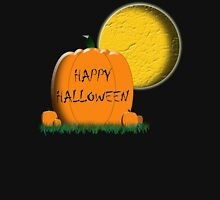 Pumpkin Patch Happy Halloween Unisex T-Shirt