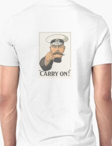 Lord Kitchener Orders You to Carry On T Shirt T-Shirt
