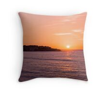 Bondi Sunrise - Bondi Beach, Sydney, Australia Throw Pillow