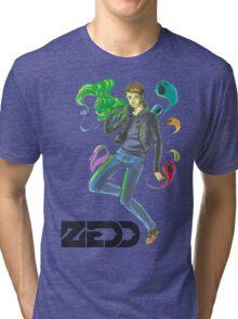 Zedd Tri-blend T-Shirt