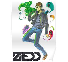 Zedd Poster