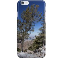 Feeling the wind iPhone Case/Skin