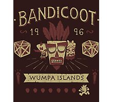 Bandicoot Time Photographic Print