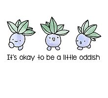 A Little Oddish by Shelbeawest