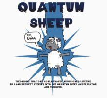 Quantum Sheep Kids Tee