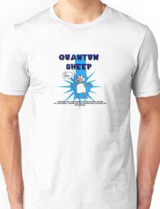 Quantum Sheep Unisex T-Shirt
