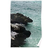 Cracked Conch, West Bay, Grand Cayman Poster