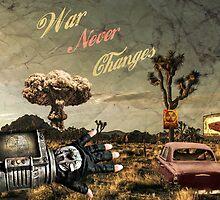 War Never Changes by SlasherKittyCat